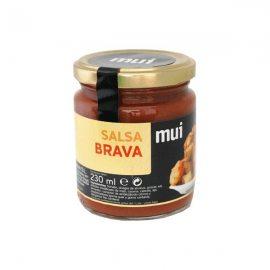 SALSA BRAVA MUI
